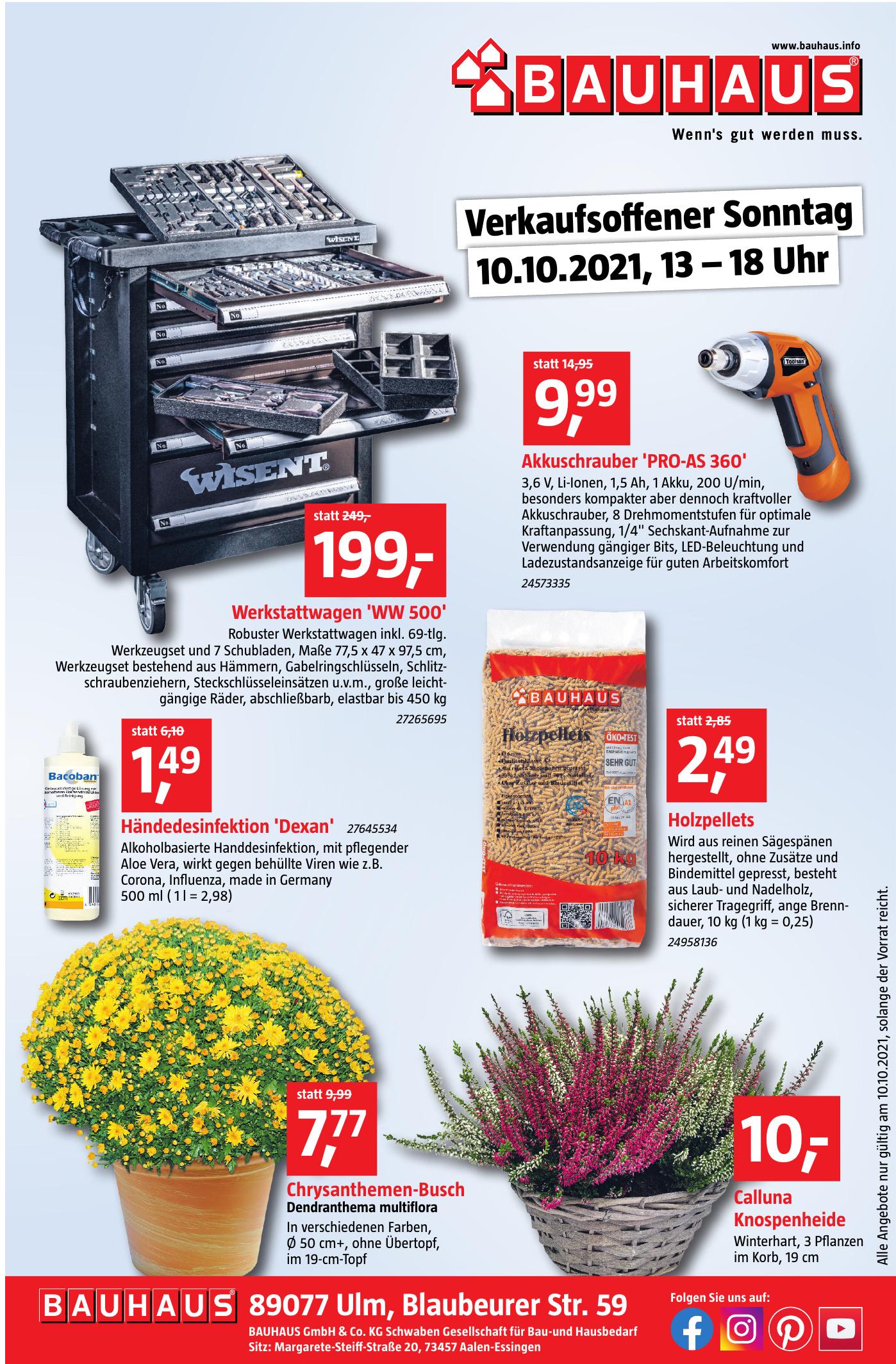 BAUHAUS GmbH & Co. KG
