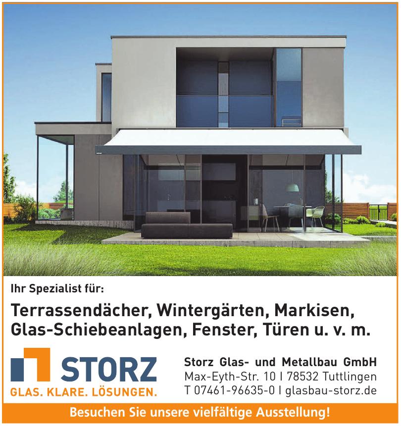 Storz Glas- und Metallbau GmbH