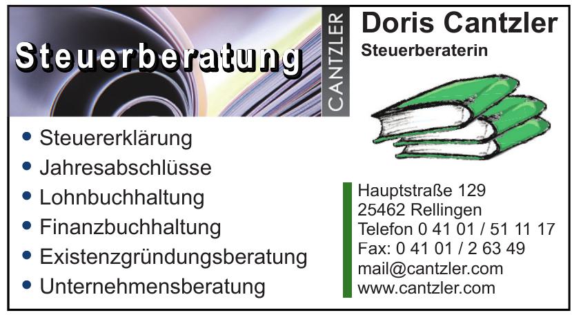 Doris Cantzler Steuerberatung