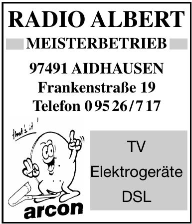Radio Albert