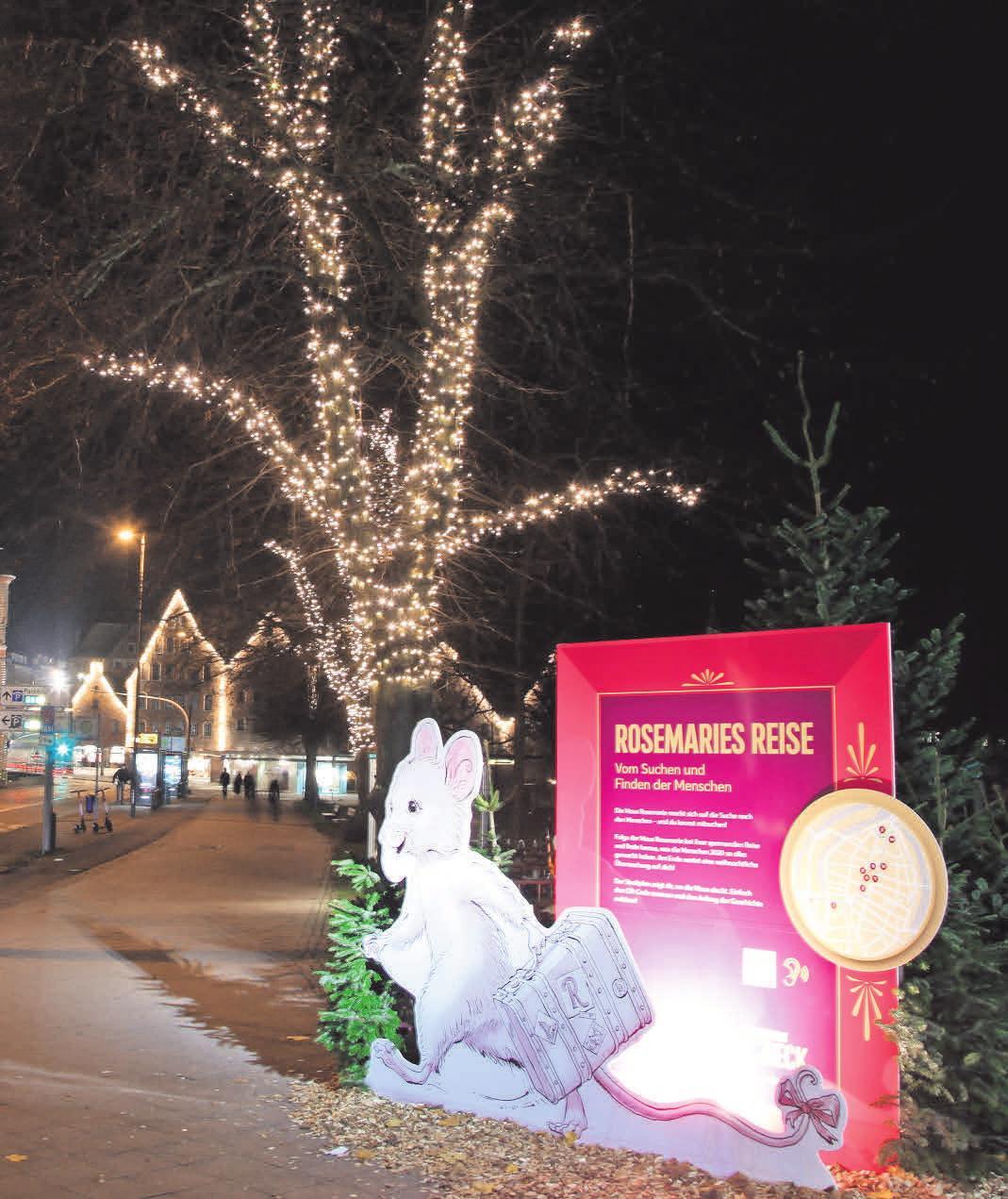 Rosemaries Reise durch die Lübecker Altstadt startet an der Tourist-Information am Holstentor. Ziel ist das Europäische Hansemuseum