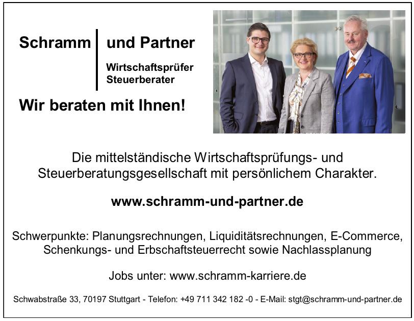 Schramm und Partner Steuerberater