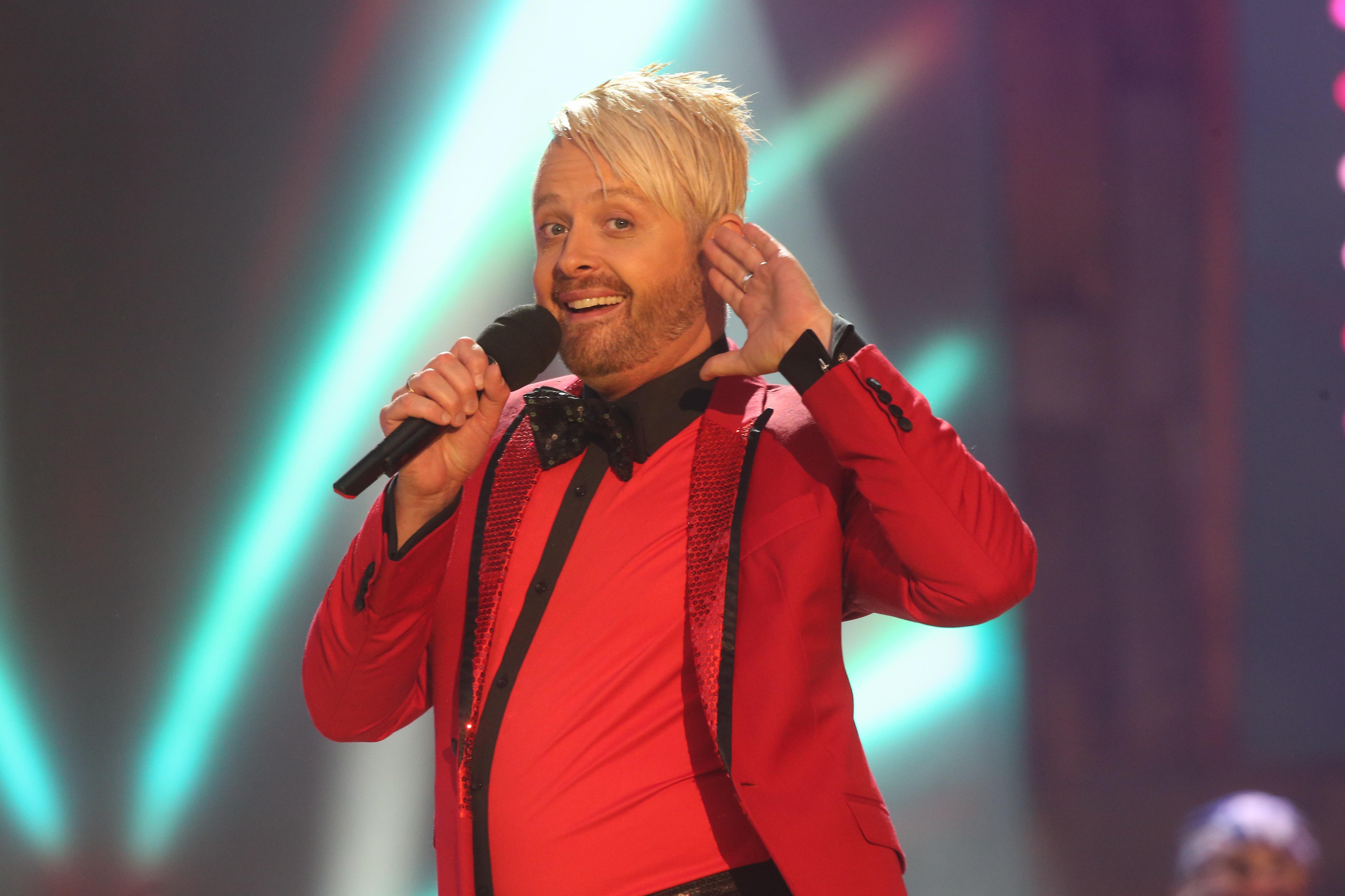 Ross Antony ist der Stargast des Sonntags. Er wird das Publikum ab 15 Uhr mit vielen Hits aus seinem Repertoire begeistern. FOTO: DPA
