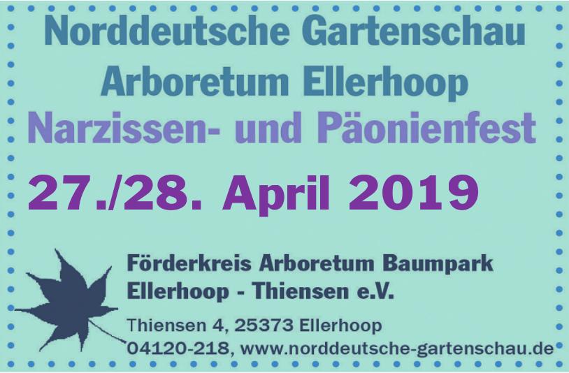 Norddeutsche Gartenschau Arboretum Ellerhoop