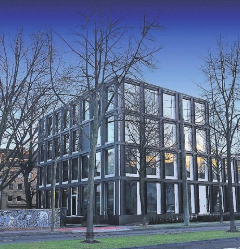 Die Bielfelder Firma Valuedesk (Foto) hat 2016 die Founders Foundation (FF), ebenfalls in Bielefeld, ins Leben gerufen.