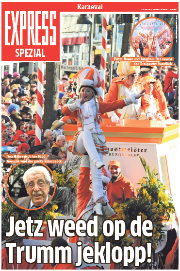 Express Spezial: Karneval