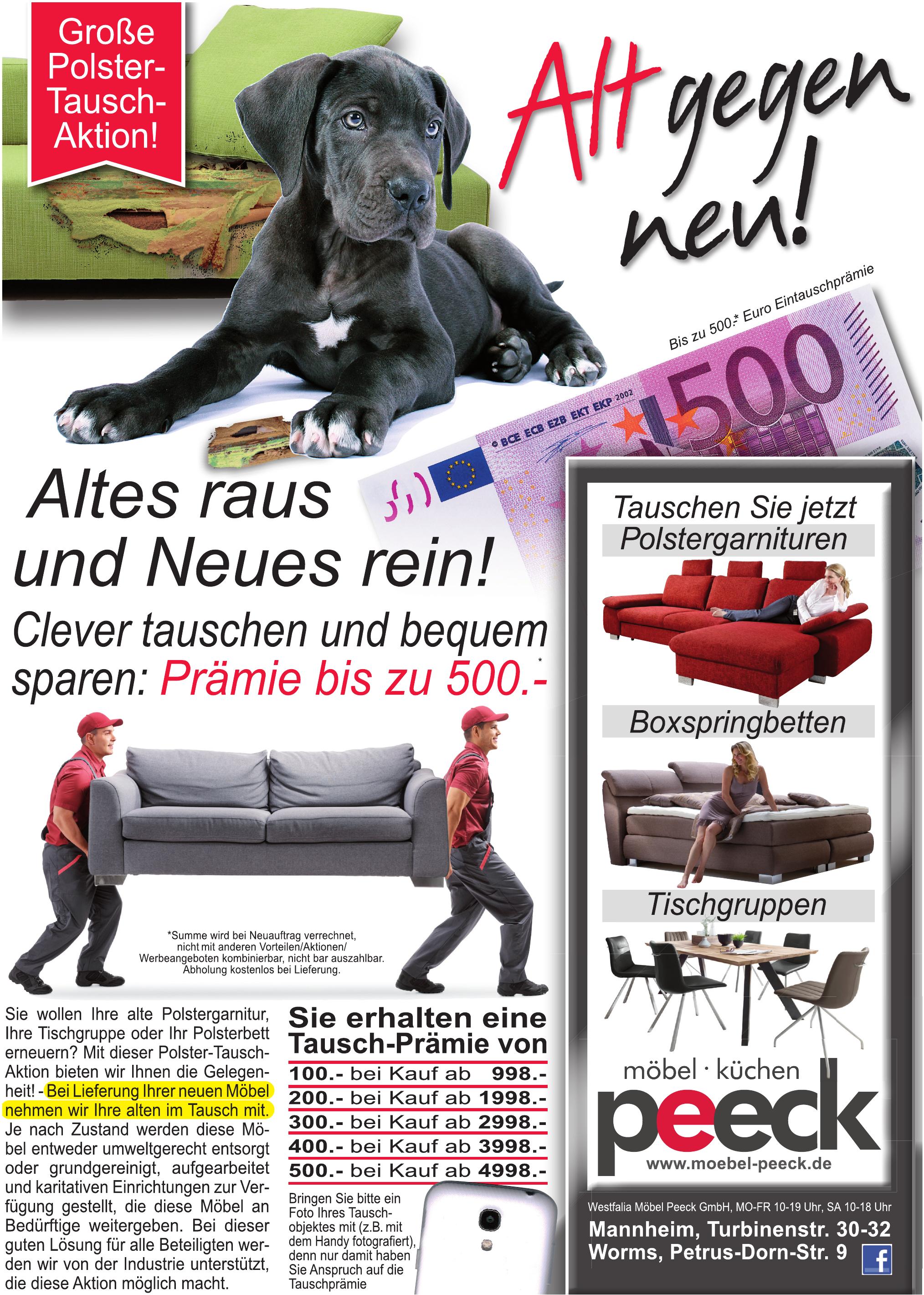 Westfalia Möbel-Peeck GmbH