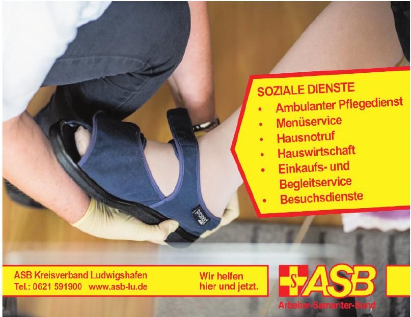ASB Kreisverband Ludwigshafen