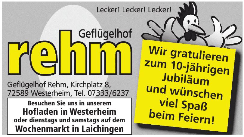 Geflügelhof Rehm