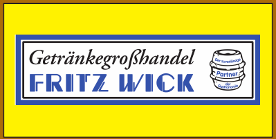 Getränkegroßhandel Fritz Wick