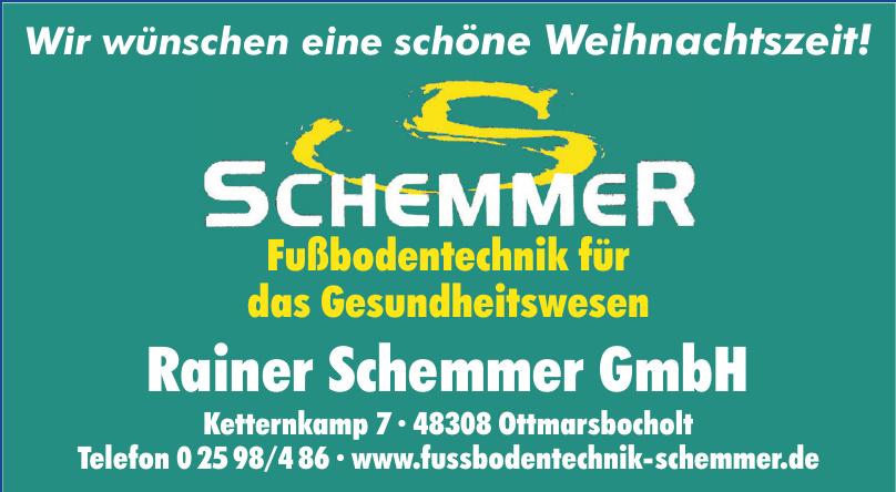 Rainer Schemmer GmbH