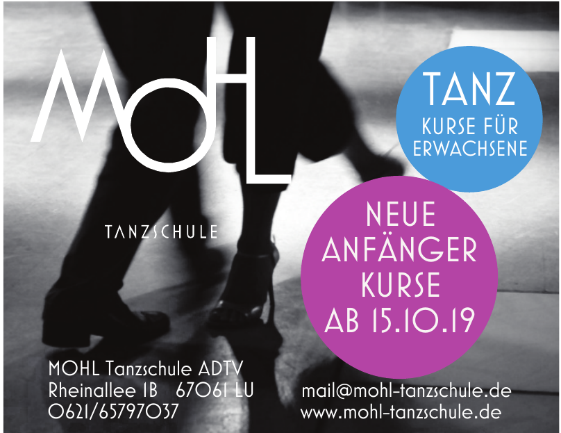 MOHL Tanzschule ADTV