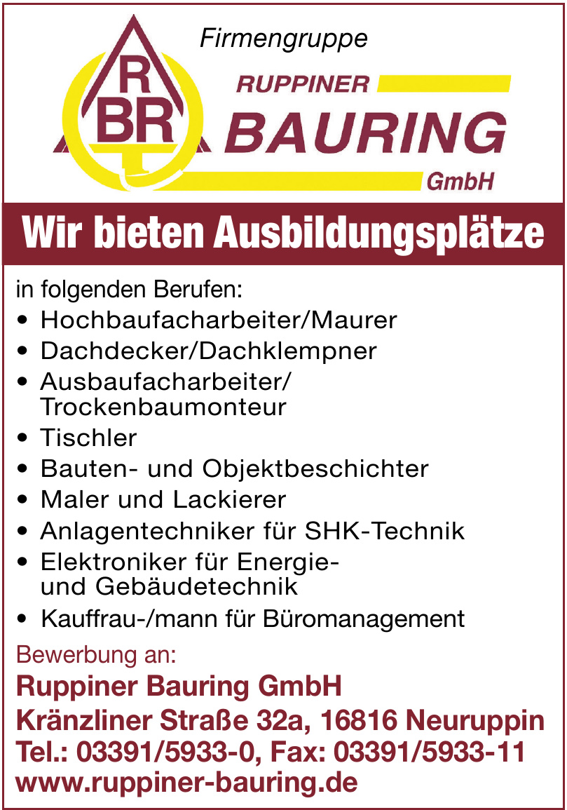 Ruppiner Bauring GmbH