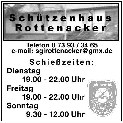 Schützenhaus Rottenacker
