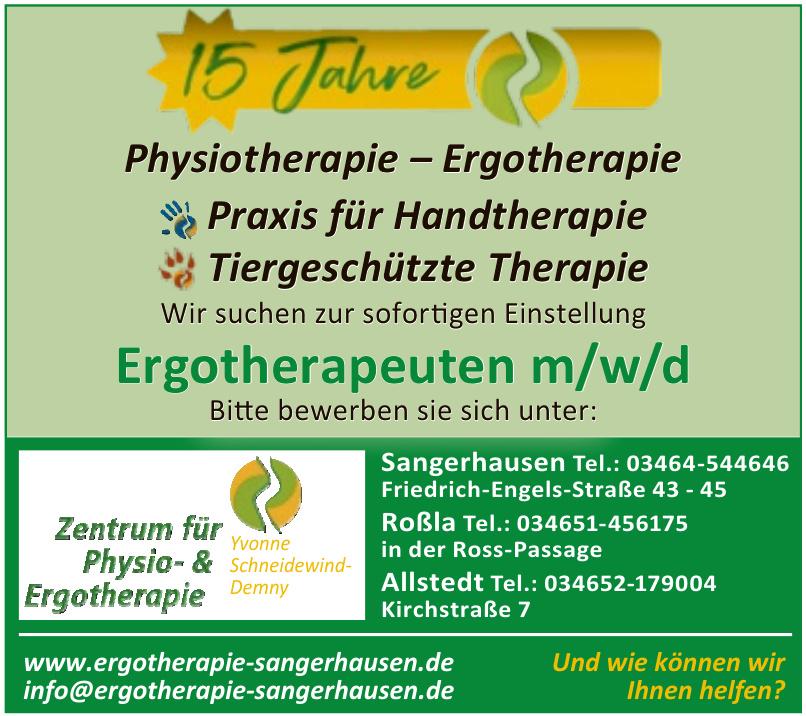 Zentrum für Physio-& Ergotherapie