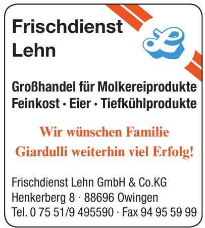 Frischdienst Lehn GmbH & Co.KG
