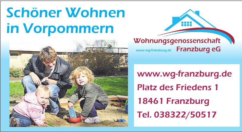 Wohnungsgenossenschaft Franzburg eG