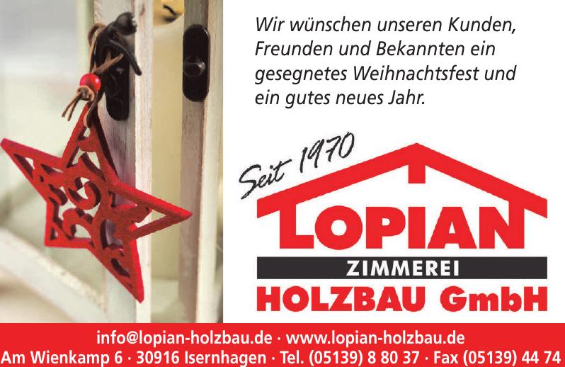Lopian Holzbau GmbH