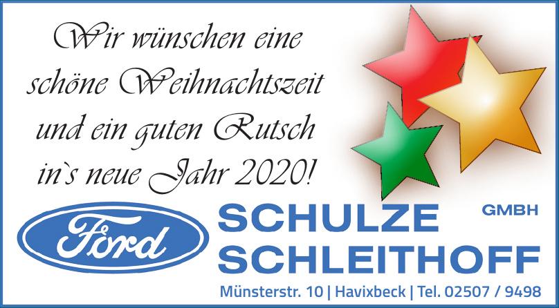 Schulze Schleithoff