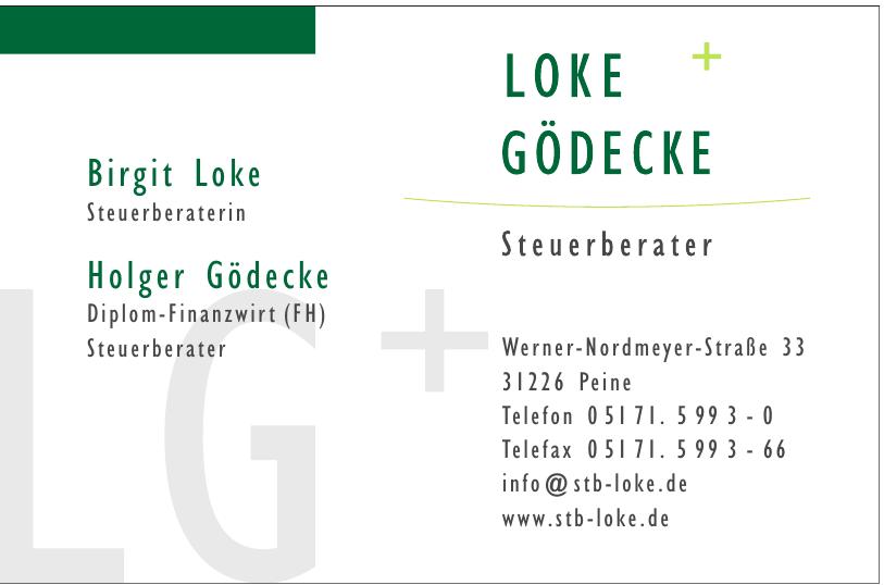 Loke + Gödecke Steuerberater