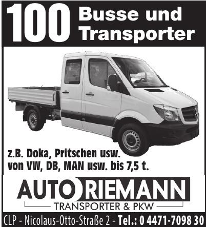 Auto Riemann