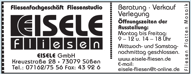 Eisele GmbH