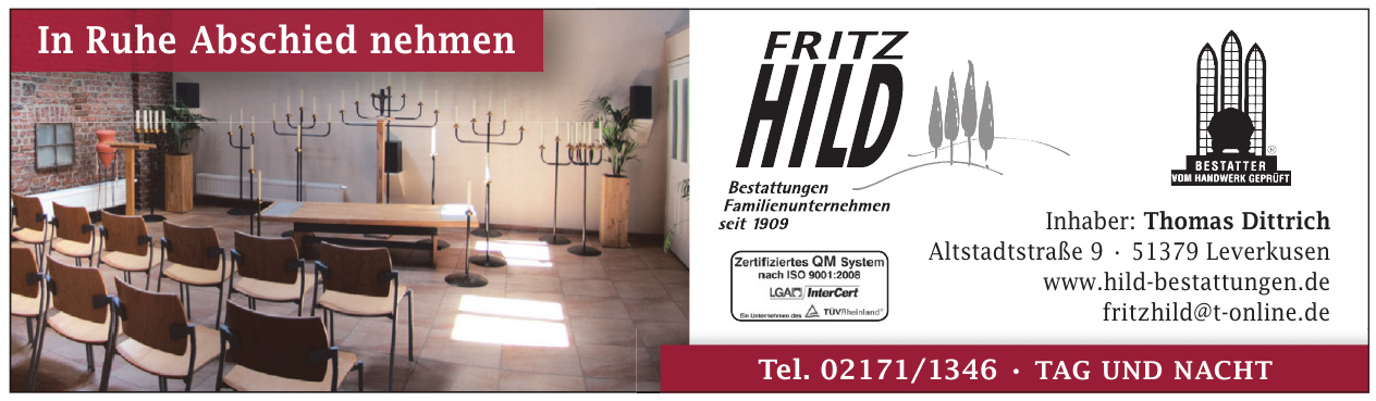 Fritz Hild