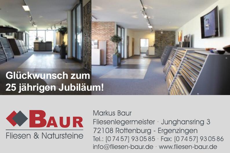 Baur Fliesen & Natursteine