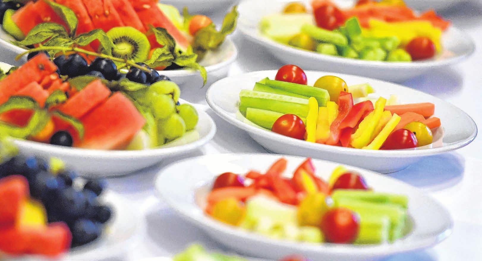 Immer mehr Kinder sind ernährungsbedingt krank. Experten meinen, dass die Schule dazu beitragen könnte, diesen Trend aufzuhalten. Foto: Ralf Hirschberger