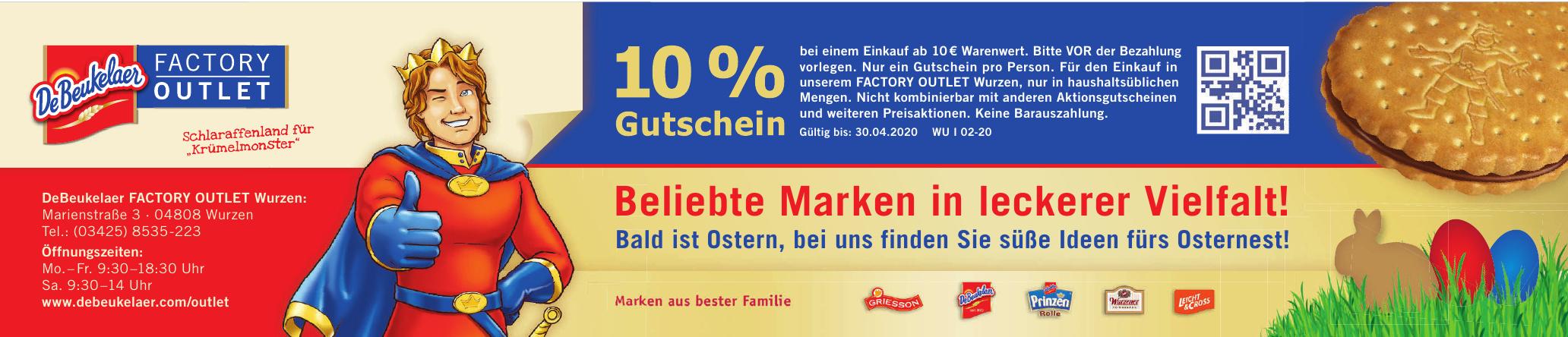 DeBeukelaer FACTORY OUTLET Wurzen