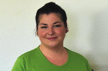 Susan Sicker, Inhaberin des PEP Zentrums Beeskow, Praxis für Ergotherapie & Physiotherapie.