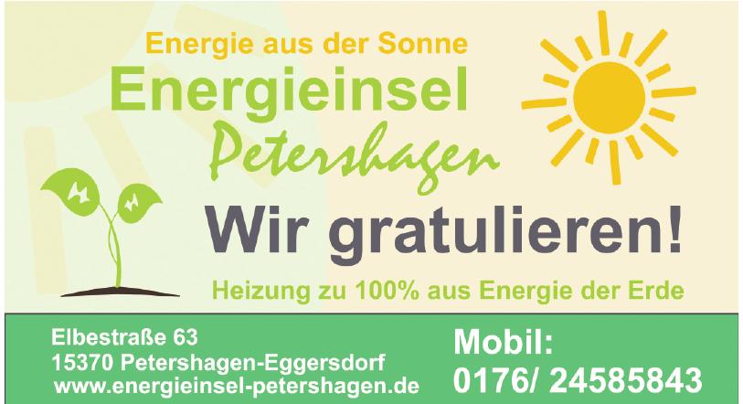 Energieinsel Petershagen