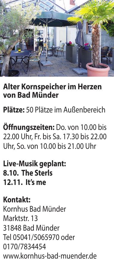 Kornhus Bad Münder