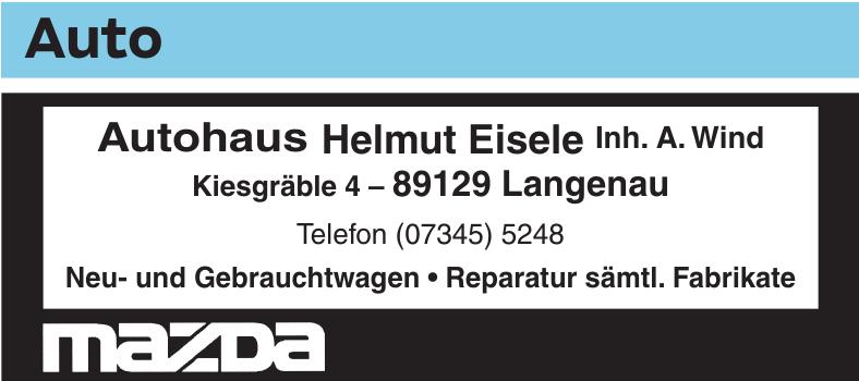 Autohaus Helmut Eisele