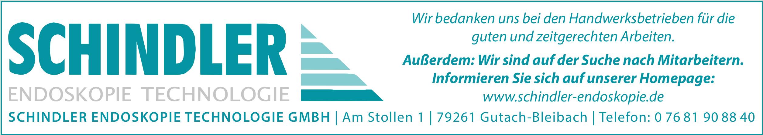 Schindler Endoskopie Technologie GmbH