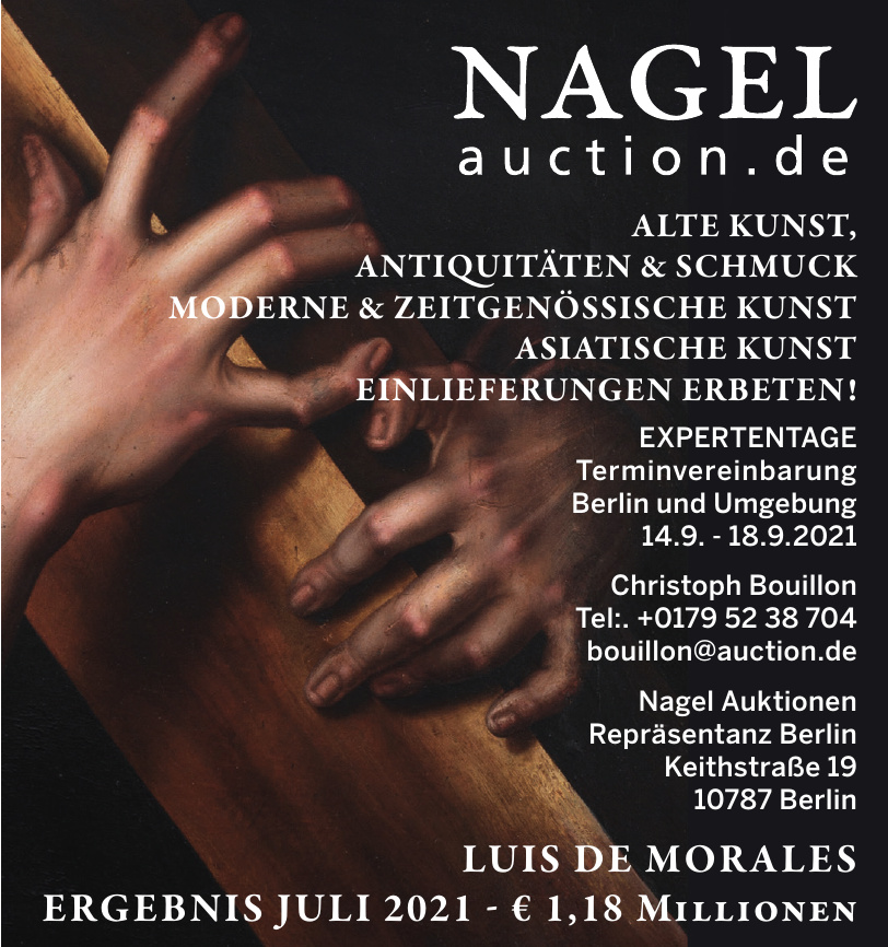 Nagel Auktionen Repräsentanz Berlin
