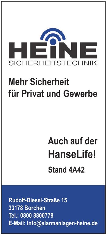 Heine Sicherheitstechnik