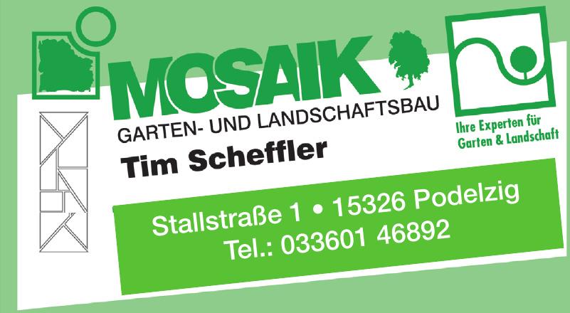 Mosaik Garten- und Landschaftsbau