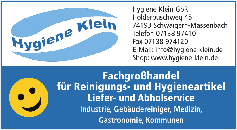 Hygiene Klein GbR