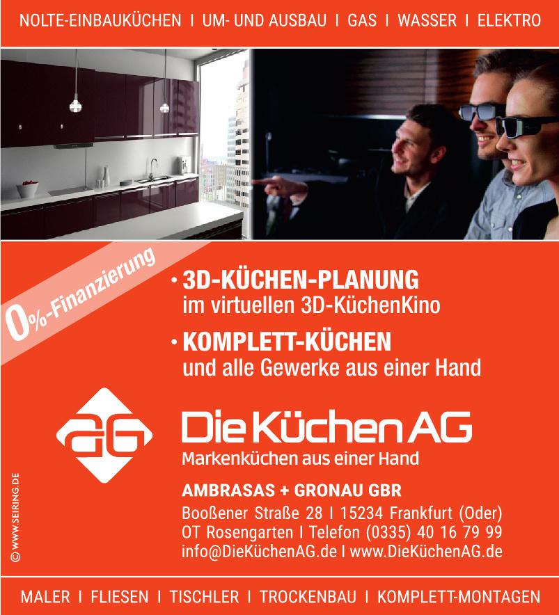 Die Küchen AG