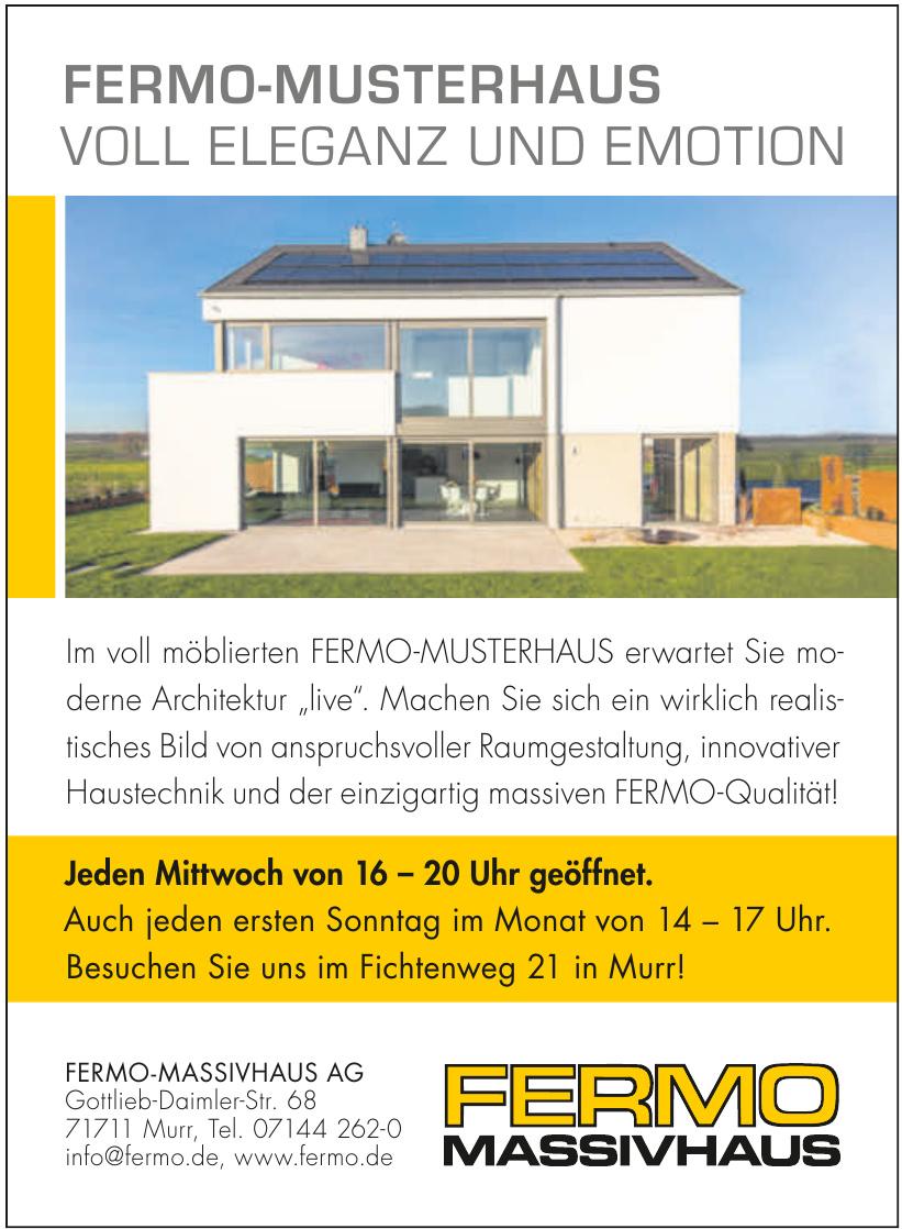 Fermo-Massivhaus AG