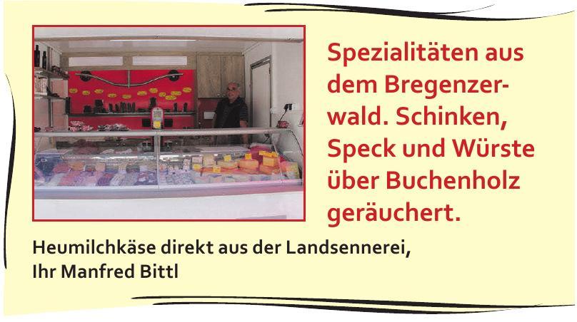 Manfred Bittl