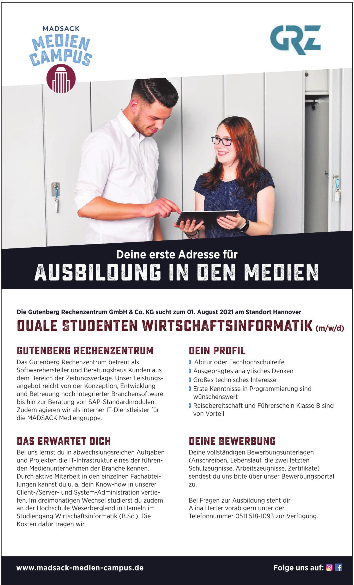 Madsack Medien Campus GmbH & Co. KG