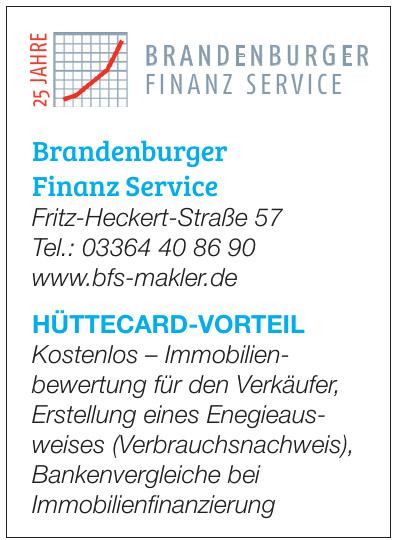 Brandenburger Finanz Service
