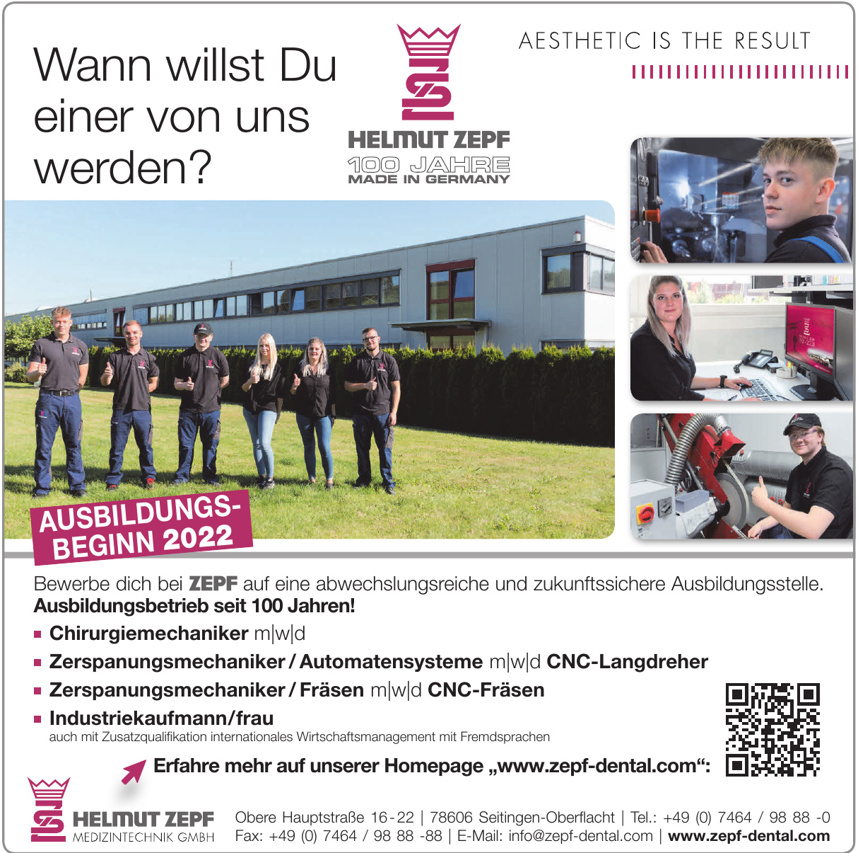 Helmut Zepf Medizintechnik GmbH