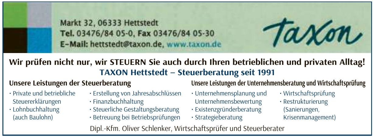 Taxon GmbH