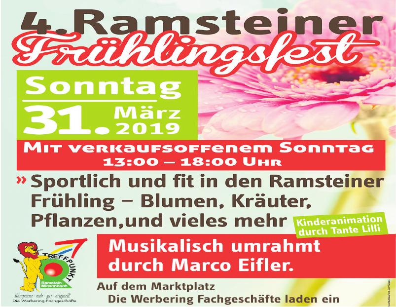 4. Ramstein Frühlingsfest
