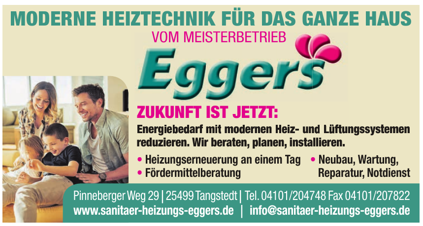 Eggers Meisterbetrieb