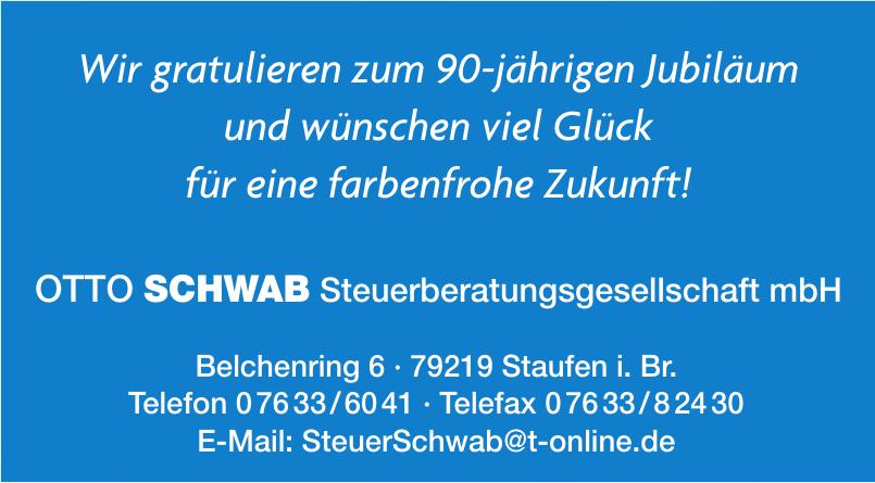 Otto Schwab Steuerberatungsgesellschaft mbH
