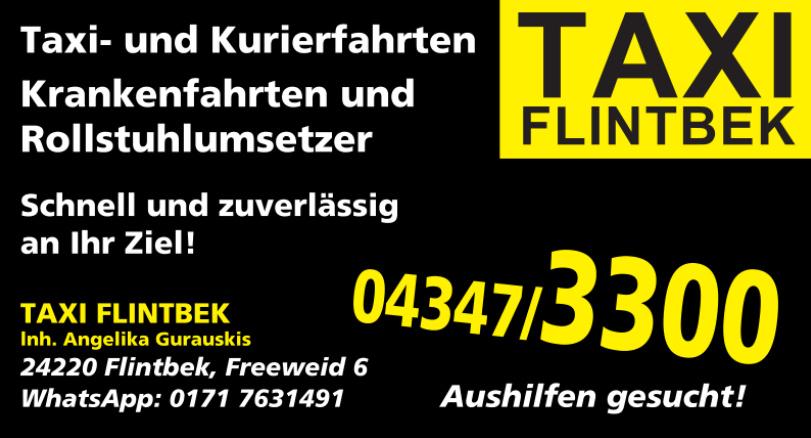 Taxi Flintbek
